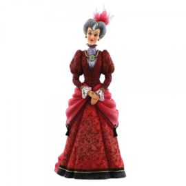 CINDERELLA Lady Tremaine H 21,5cm Showcase Haute Couture Disney 4058289