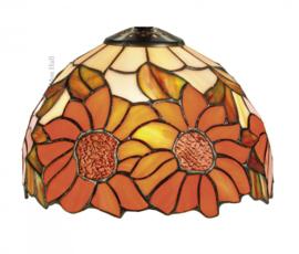 Y8327 Kap Tiffany Ø20cm Sunflowers
