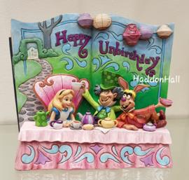 "ALICE ""Happy Unbirthday"" H16cm Storybook "" Reintroductie 2019 4062257"