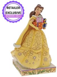 Belle Christmas H17cm Jim Shore 6007067 KerstBelle