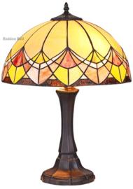 TR1 Tafellamp Tiffany H55cm Ø40cm Sundance