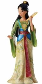 Mulan figurine H20,5cm Showcase Haute Couture Disney 4045773