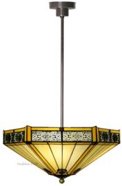 YT2953 7916 Hanglamp Tiffany Ø53cm Portum