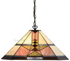 5781 97 Hanglamp Tiffany 48x48cm Schuitema