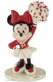 """Minnie """"Mosketeer Cheer"""" H16cm Disney by Lenox 830096"""