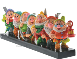 Seven Dwarfs H14cm Disney by Britto 6001300