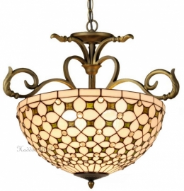 5300 H55 Hanglamp Tiffany Ø56cm Jewel