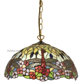 5947 Hanglamp Tiffany Ø42cm Calopteryx