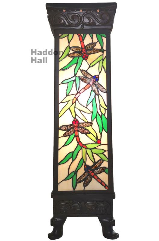 6056 Tiffany Zuil H71cm Dragonflies