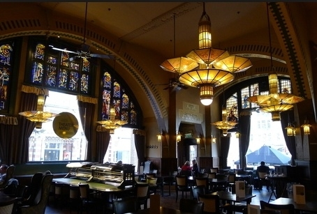Verwonderlijk De antieke Tiffany lamp | Blog | Haddon Hall Tiffany VV-44