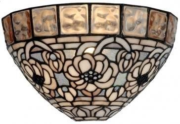 Wandlamp Tiffany schelpmodel 5629 compleet
