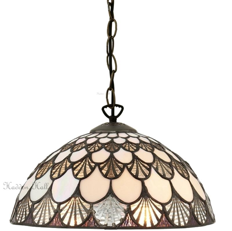 5998 97 Hanglamp Tiffany Ø30cm Missori