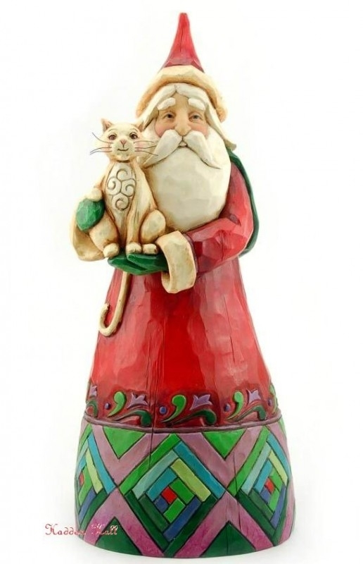 Christmas Spirit, Furever in Our Hearts 23 cm JIM SHORE 4027701 uit 2012