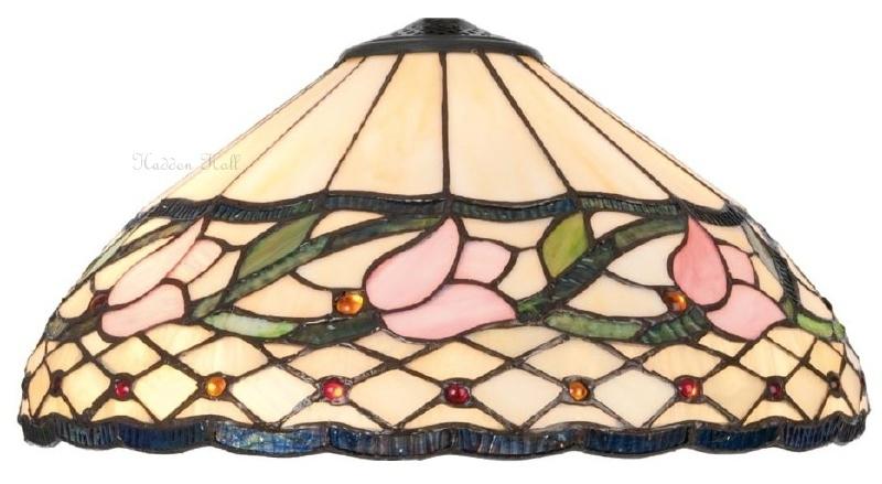 5774 Kap Tiffany Ø40cm  Flora