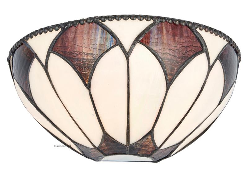 74320 Wandlamp Tiffany B30cm Aragon