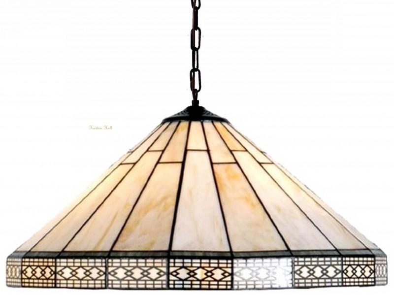5564 Hanglamp  Tiffany Ø50cm Serenity