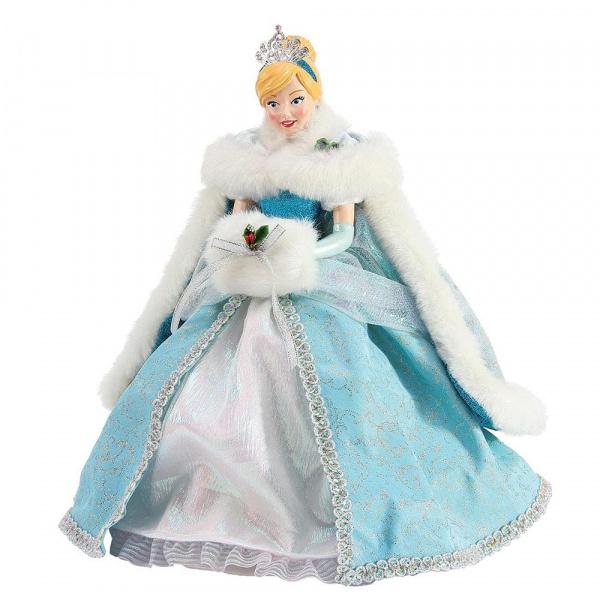 Cinderella Tree Topper H30,5cm - (Possible Dreams) voor in de top van de kerstboom.