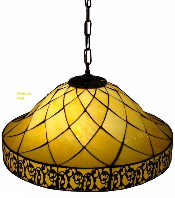5282 Hanglamp Tiffany  Ø54cm Filigrees