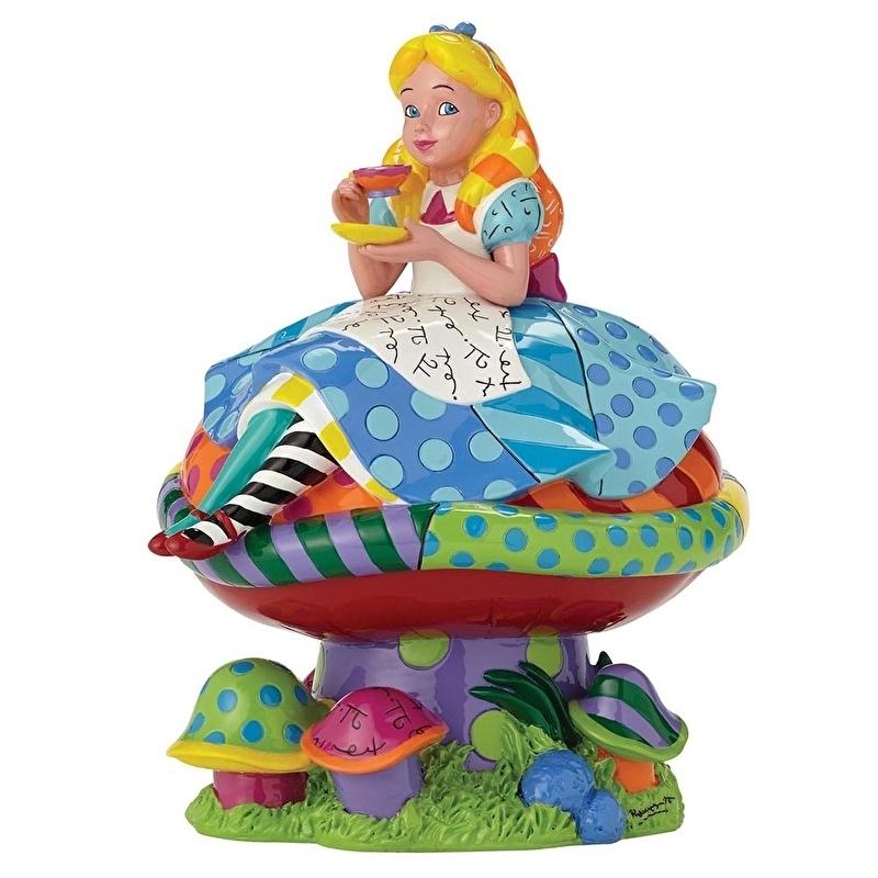 Alice in Wonderland H 22cm Disney by Britto 4049693