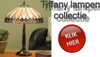 Hedendaags Tiffany lampen: Grootste collectie bij Haddon Hall Tiffany XE-79