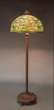 Verrassend De antieke Tiffany lamp | Blog | Haddon Hall Tiffany IU-98