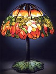 Uitgelezene De antieke Tiffany lamp | Blog | Haddon Hall Tiffany SJ-02
