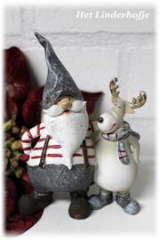 Santa en Rudolf *.