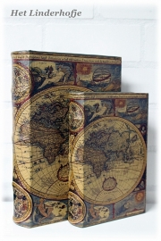 "Nepboeken set/2 ""World"""