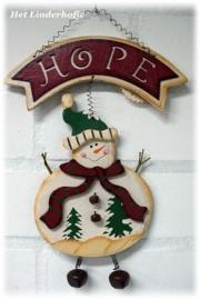 """Kersthanger """"Hope"""""""
