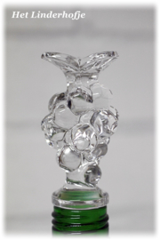 Flessenstop druiventros glas