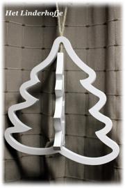 Hangornament kerstbomen *
