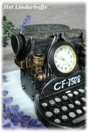 Klokje typemachine