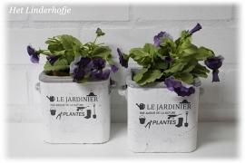 Bloempot Le Jardinier