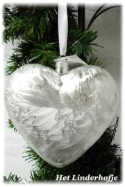 Hart zilver frost L