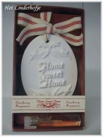 """Geurhanger """"Home Sweet Home"""""""
