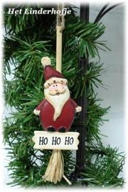Hanger Santa bezem