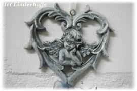 Hanger engel in hart 1