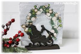 Servethouder kerstman
