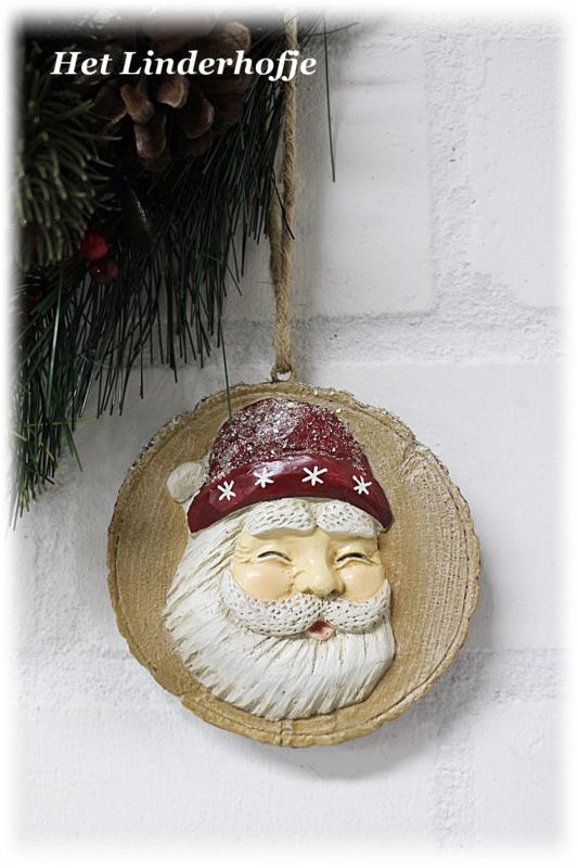 Kerstman hanger *.
