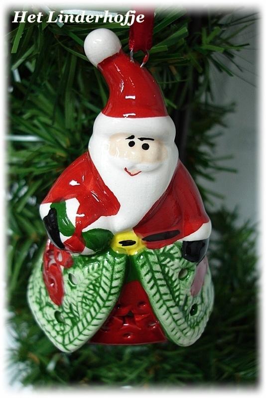 Hanger Santa