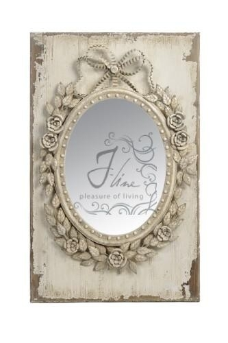 Spiegel Antiek Rose