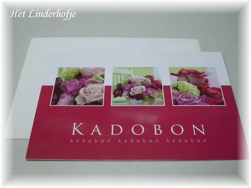 Kadobon Rose vanaf € 5,00