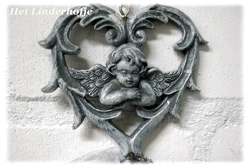 Hanger engel in hart 2