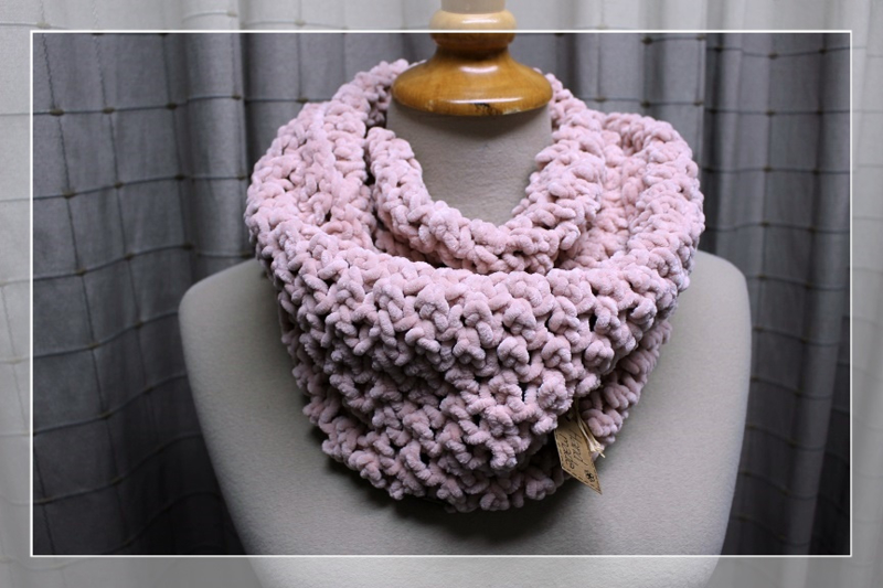 Col roze soft