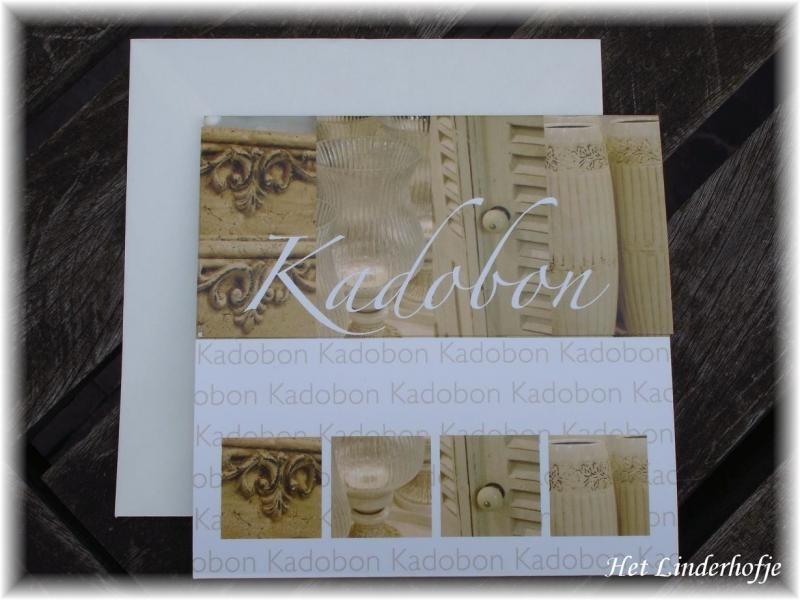 Kadobon Romantic vanaf € 5,00
