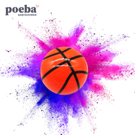 Gender Reveal Basketbal