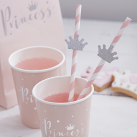 """Princess Perfection"" rietjes"