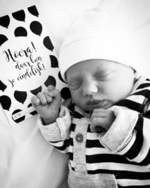 Mijlpaalkaarten Baby 20 stuks