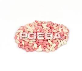 Manna roze/wit - 250 gram