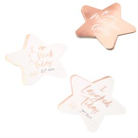 """""""Twinkle Twinkle"""" Milestone kaarten"""